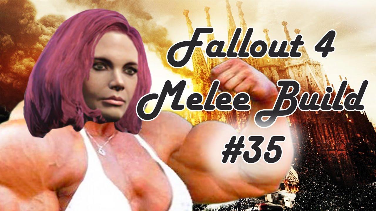 4 Pron Com fallout 4 play-through melee build: vr pron house [35]
