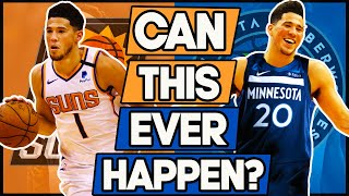 How Can The Minnesota Timberwolves Land Devin Booker? Ft. D'angelo Russell Trade