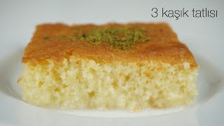 Awesome milk syrup dessert/No boiling! No waiting ! 3 spoon dessert 3 minutes dessert/Figen Ararat