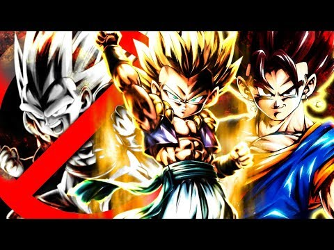 Transforming Units But NOT Transforming! | Dragon Ball Legends