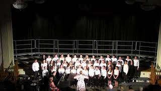 TRA Select Chorus - Fire - Mary Goetze