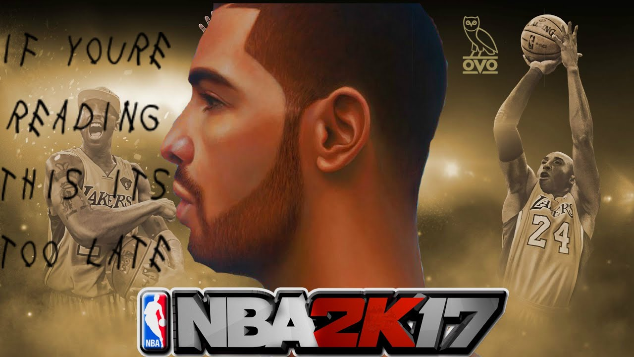 Every Drake Song Made with nba 2k17 drake hosted soundtrack | this too lit.!| what if