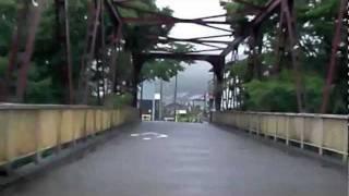 相津峠(三重県道 710号・飯南三瀬谷停車場線)