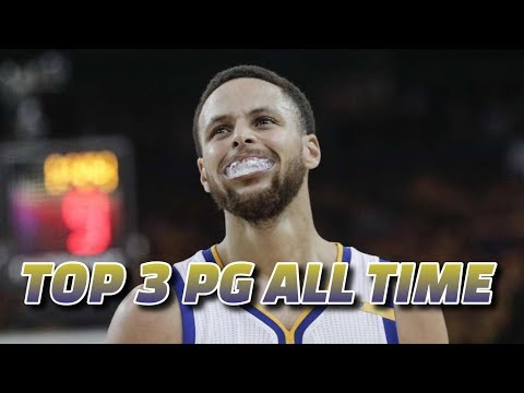 Why Steph Curry is a Top 3 Point Guard of ALL TIME