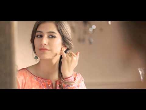 alkaram - Spring Lawn Vol. 1 - TVC - 2016 - Saira Shahroz
