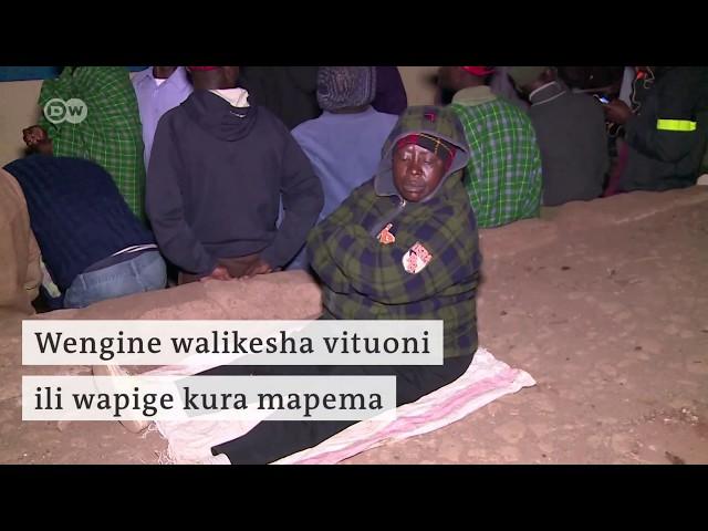 Uchaguzi Mkuu Kenya 2017