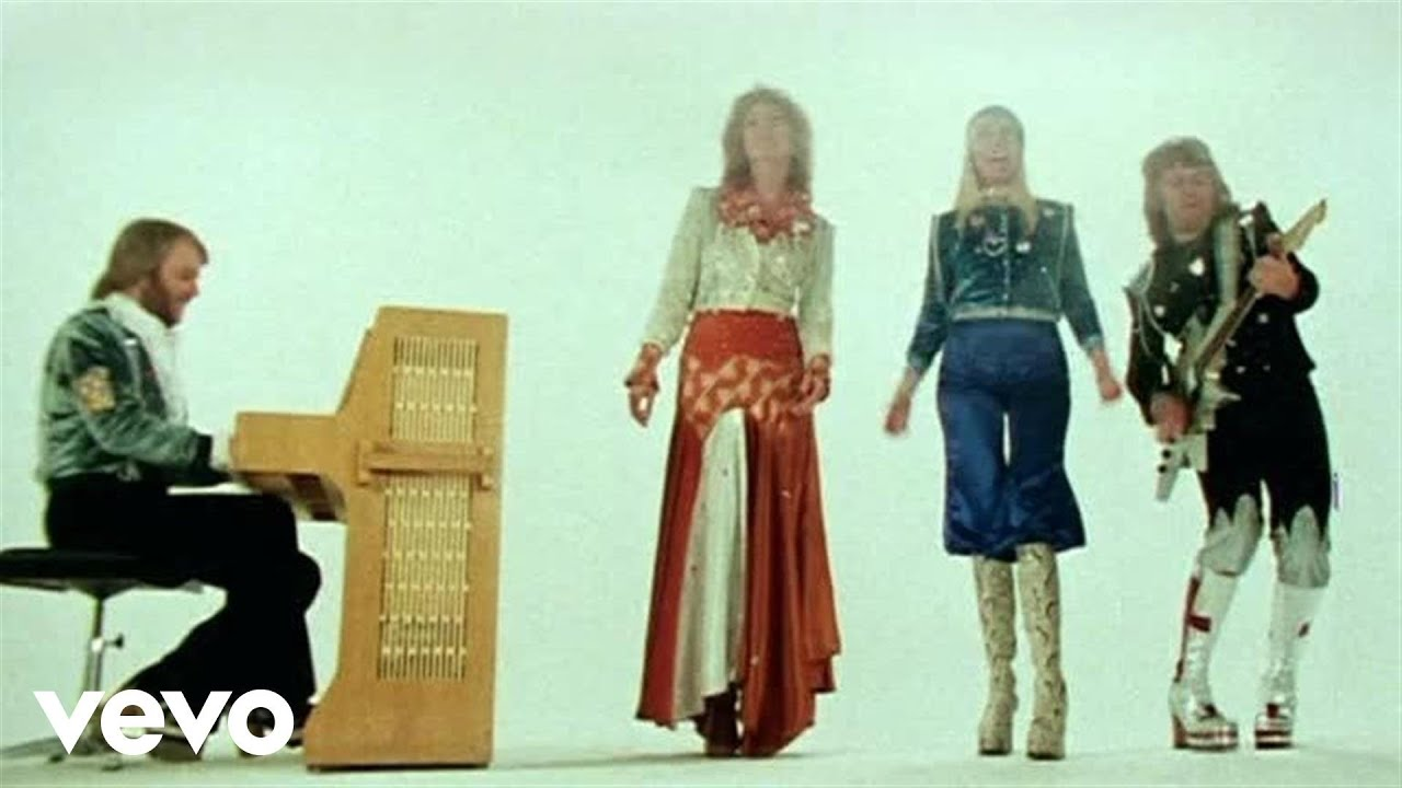 Abba Waterloo Youtube
