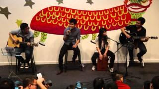 """MVISC Trung Thu 2013 """"Ngẫu Hứng Phố &  ÔI Quê Tôi"""" - Asian Grocery, Sơn Jack & Arale Siu Nhơn"""