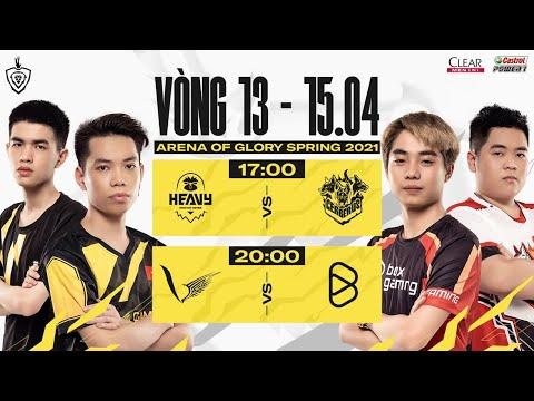 TRỰC TIẾP: V GAMING vs BOX GAMING - Vòng 13 ngày 1 | ĐTDV mùa Xuân 2021