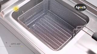 видео Жарочные поверхности Apach
