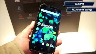 Energizer Hardcase H550S: First Look | Hands on | Launch [MWC 2018]