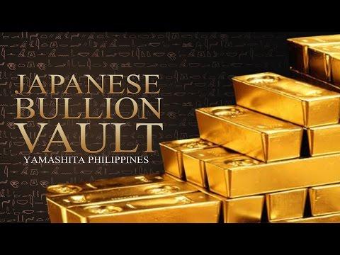 Yamashita Philippines - Japanese Bullion Vault