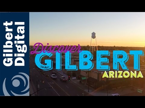Discover Gilbert, Arizona