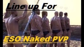 ESO Naked PVP