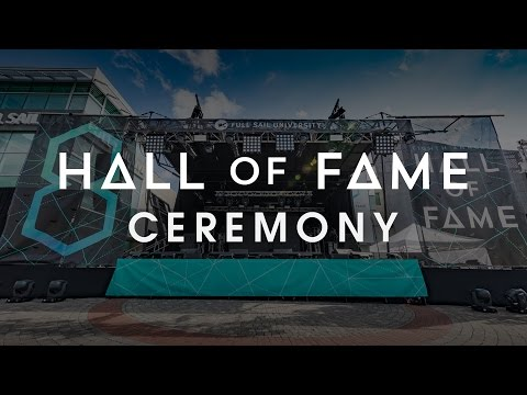 Full Sail University's 8th Annual Hall of Fame Induction Ceremony