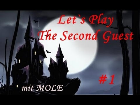 Let`s Play The Second Guest #1 Justus Jonas [HD|German]