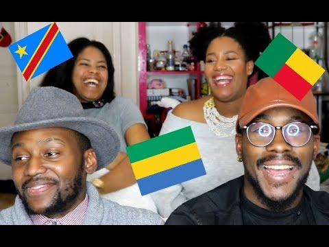 AVOIR GRANDIT DANS UNE MAISON AFRICAINE    GROWING UP IN AN AFRICAN HOUSEHOLD