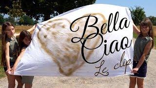 LEVANAH CHANTE BELLA CIAO - LE CLIP 🎬 Lévanah&Family
