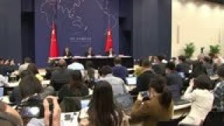 China FM on Belt-and-Road Forum