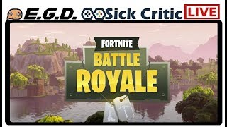 🔴Live EGD FORTNITE BATTLE ROYALE | NOOB JUST GETTING STARTED | LETS SEE WHAT THIS HYPE IS ABOUT!