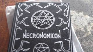 My Personal Experience With The NECRONOMICON Occult Book