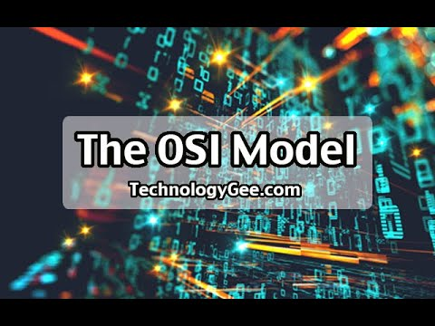 The OSI Model | Network+ N10-007 | 1.2