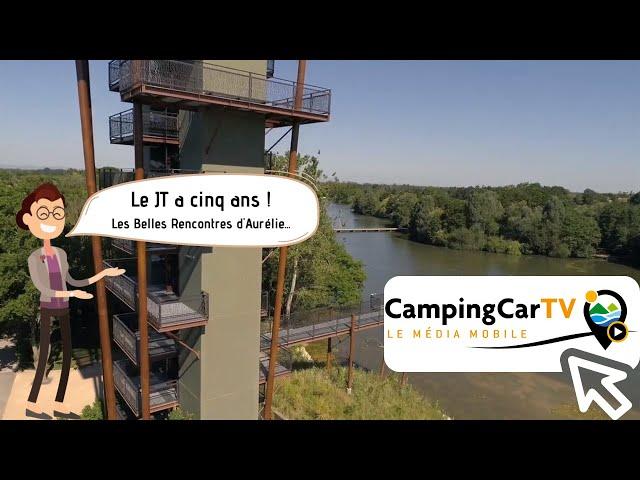 Tourisme en camping-car - Villars les Dombes