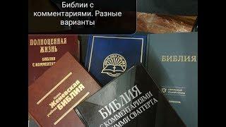 Библии с комментариями, ОБЗОР
