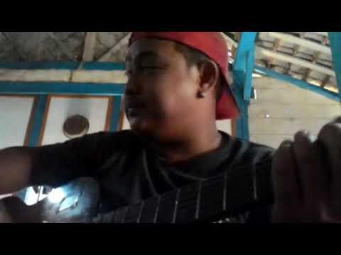 Lavie wildan cover Gaby - tinggal kenangan (acoustic)