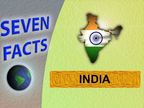 7 Facts about India