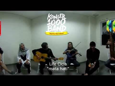 Life Cicla - Mata Hati (360 Virtual Reality Music Accoustic)