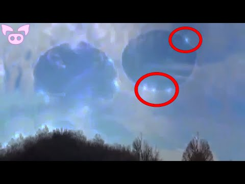 UFO Footage That Is Leaving Viewers Stunned