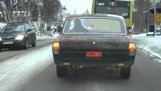 ГАЗ-24 V8 На гараж!