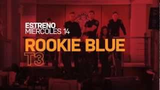 Rookie Blue, temporada 3