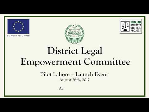 Honourable Mr. Justice Ali Baqar Najafi - Judge Lahore High Court