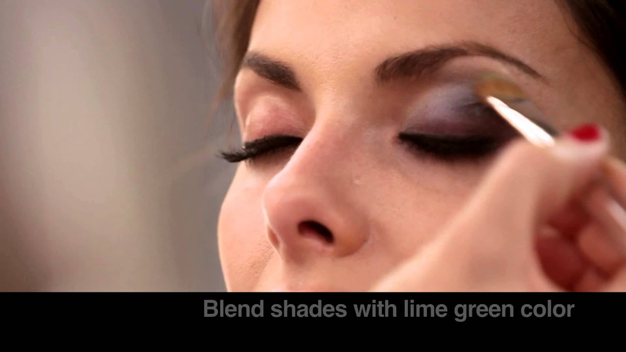 Revlon how to apply colorstay 16 hour eye shadow youtube ccuart Images