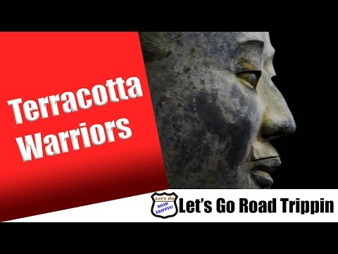 Terracotta Warriors - Travel China