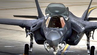 F-35B Fighter Jets Gearing Up For Combat: USMC Flight Operations In Japan