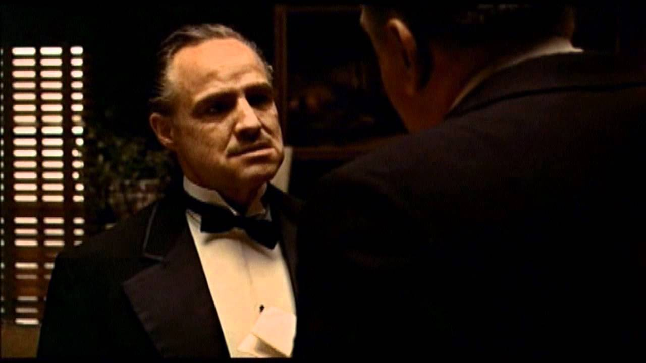 The Godfather Nude Photos Leaked