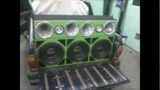 MC CAZUZA - RAP DA PESADELO SOUND 2013 ( DJ LOUCO )