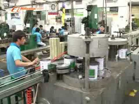 China Metal Paint Tin Cans Manufacturer Youtube