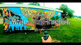 Wrap Around Transition Effect - In Camera Transitions