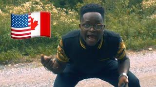 JE VAIS ESSAYER DE PASSER LA FRONTIÈRE DES ÉTATS UNIS !!🇺🇸🇺🇸🇺🇸 (vlog Canada #5)🇨🇦 thumbnail