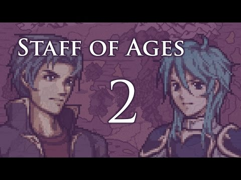 """Part 2: Let's Play Fire Emblem Staff of Ages, Patch 1.6.1, Chapter 1-2 - """"Greenbeard"""""""