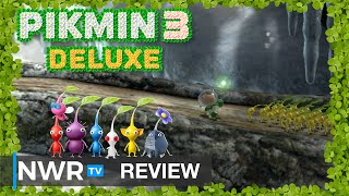 Pikmin 3 Deluxe (Switch) Review (Video Game Video Review)