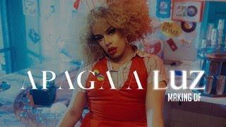 Making Of | Gloria Groove - Clipe Apaga a Luz