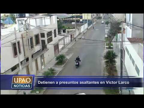 NOTA DETENIDOS VICTOR LARCO