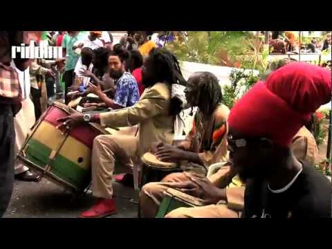 Sizzla at Bob Marley 67th Birthday Celebration