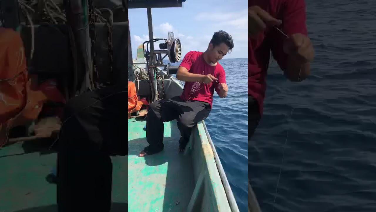 Cara mudah Memancing ikan kerisi 2020 - YouTube
