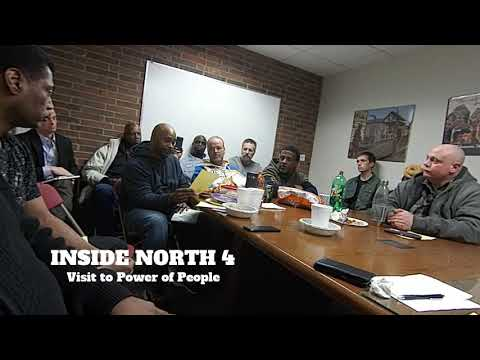 Transferring the knowledge, Power of People speaks to North 4 Program